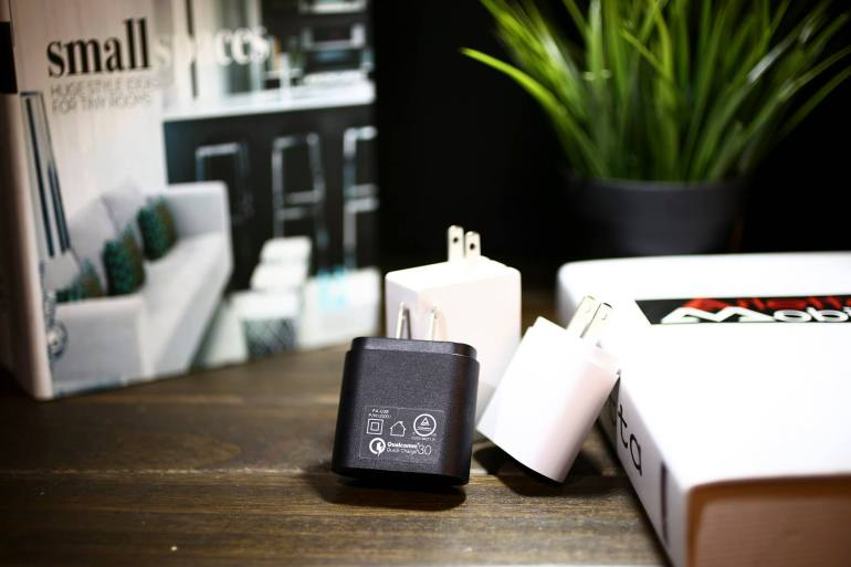 QUICK CHARGE 3.0