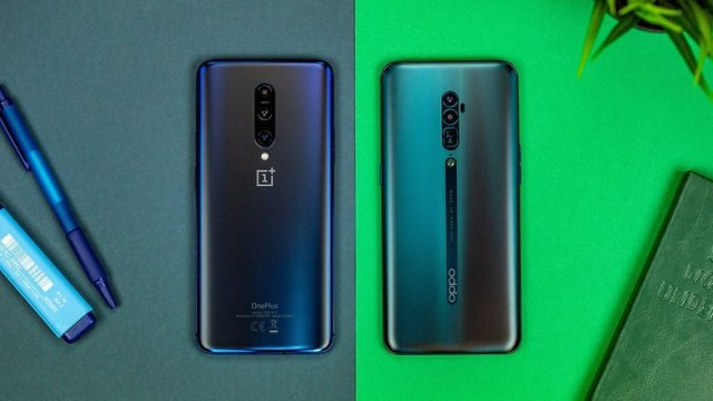 OnePlus 7 Pro Vs OPPO Reno 10x Zoom: The battle of budget flagships! -  MobyGeek.com