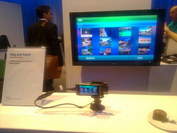 Nokia Plug and Touch, via @petrahelsinki