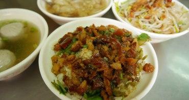 新竹城隍廟美食▌推薦料好實在「王記蚵仔煎」& 有點普通「柳家肉燥飯」(新竹城隍廟美食推薦)