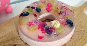 卡瓦蛋糕 台灣也有「真花瓣蛋糕」,如藝術品般夢幻,女生拍照首選蛋糕 (造型蛋糕、宅配蛋糕)