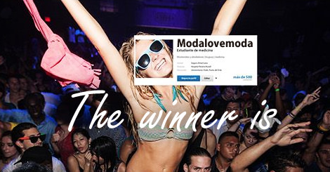 「MODA♥流行星系」得獎了!!!!! 榮獲《數位時代》網路人氣賣家100強評選。