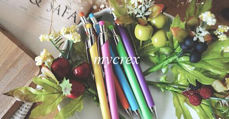 時尚大流行,現在連用筆都講究! CREX品牌公佈女性最愛使用的熱門筆款