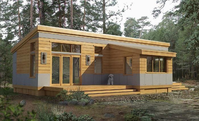 Greenpod Prefab Homes Modernprefabs Com