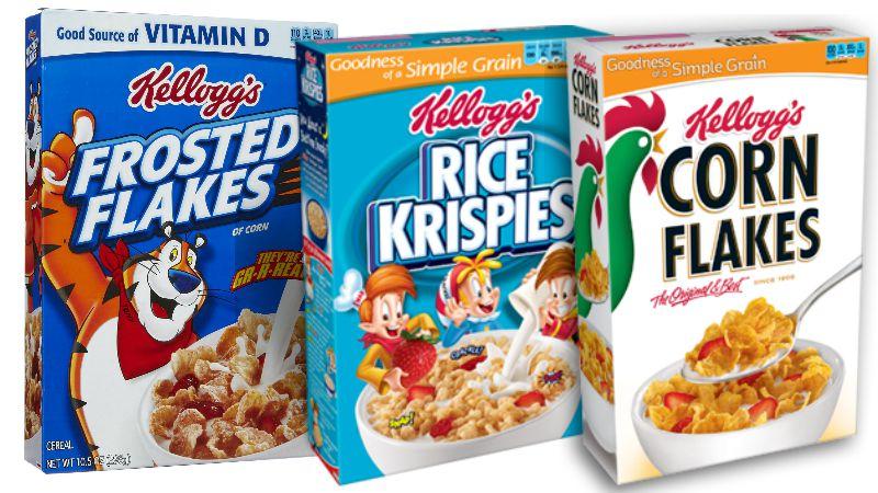 3 5 Kellogg S Cereals Printable Coupon Kellogg S Cereal