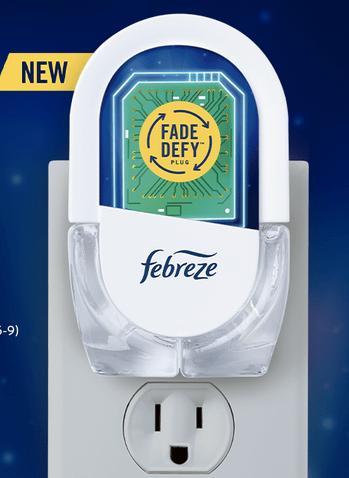 Walmart: FREE Febreze Plug-In