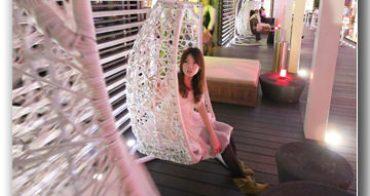 ★台北★W酒店,WOOBAR真漂亮