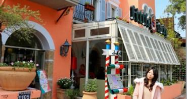 ★台中★小義大利莊園餐廳,有藍天的情人節大餐