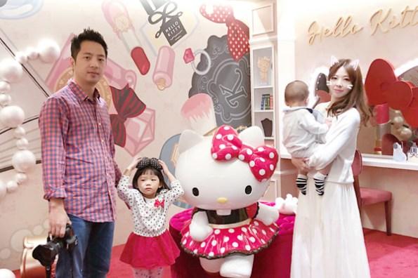 ★新北★Hello Kitty Red Carpet美式餐廳,林口三井Outlet用餐的可愛選擇