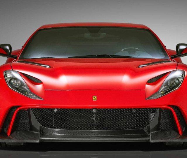 Ferrari 812 Superfast Estrena El Kit Novitec N Largo