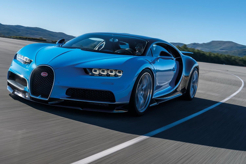 世界最快跑車就要來了 布加迪Chiron官圖賞析-搜狐汽車