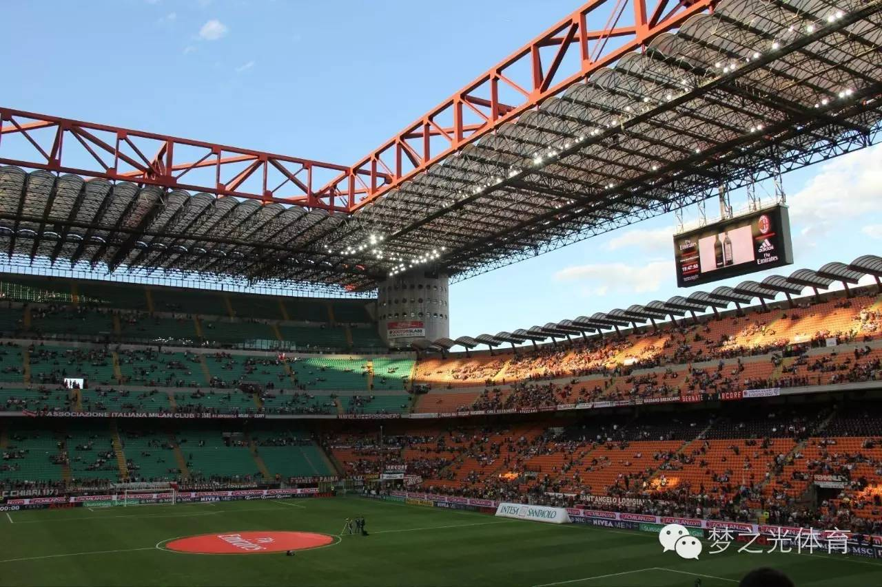 最富盛名的球場(五):圣西羅/梅阿查