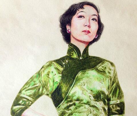 張愛玲八句經典語錄,尤其是第一句,出名要趁早-雪花新聞
