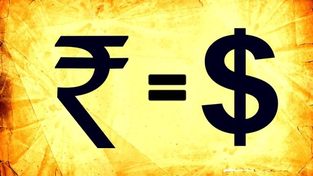What if 1 Indian rupee is equal to $ 1