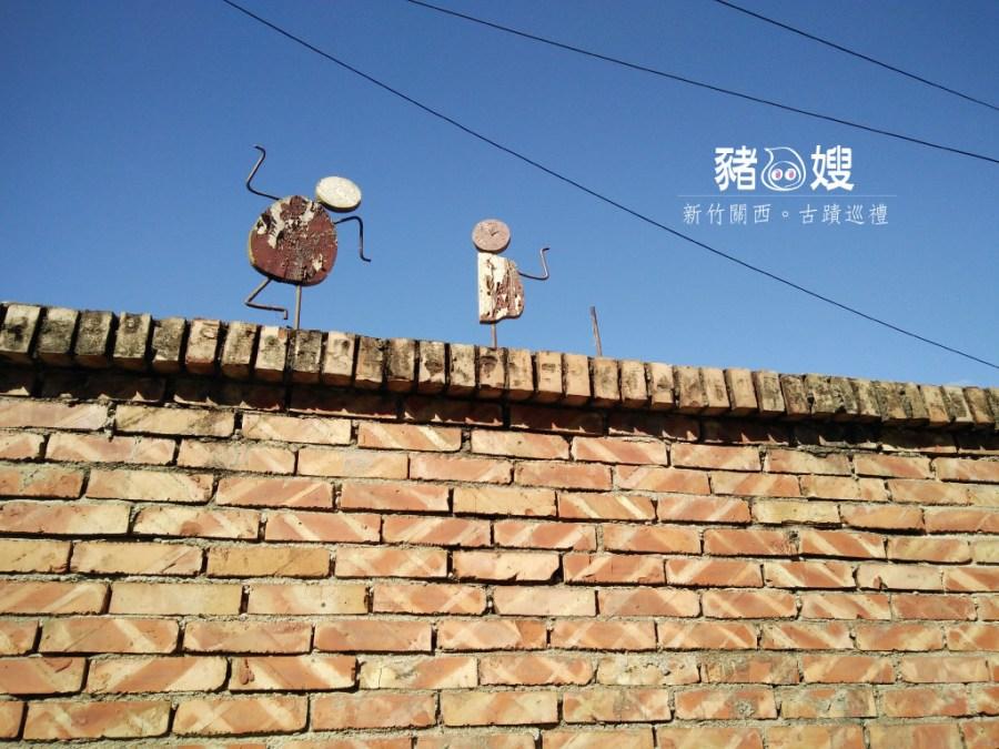 │新竹│關西分駐所。太和宮紅燈籠。古蹟歲月藏記憶
