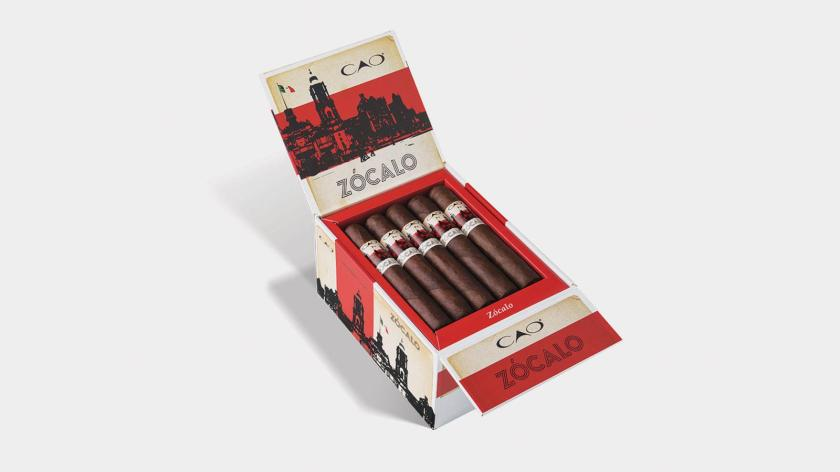 CAO Debuts First Cigar with Mexican Tobacco
