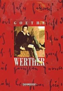 Resultado de imagen de werther libro