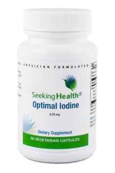 Optimal Iodine 6.25mg