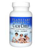 PLANETARY HERBALS Calm Child 72 tab.
