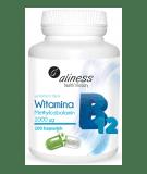ALINESS Witamina B12 Methylcobalamin 1000mcg 100 kaps.