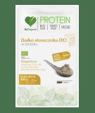 BEORGANIC Białko słonecznika BIO 200g