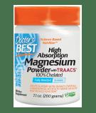 DOCTOR'S BEST High Absorption Magnesium Powder 200g