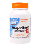 DOCTOR'S BEST Grape Seed Extract 150mg 120 kaps.