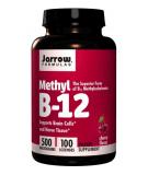 JARROW Methyl B-12 500mcg 100 loz.