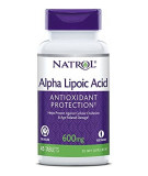 NATROL Alpha Lipoic Acid 600mg 45 tab.
