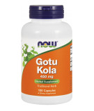 NOW FOODS Gotu Kola 450mg 100 kaps.