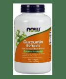 NOW FOODS Curcumin 120 Softgels