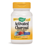 NATURE'S WAY Charcoal Activated 100 kaps.