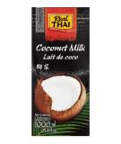 REAL THAI Mleczko Kokosowe UHT Kartonik 1000ml