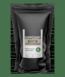 SUPPCOUNT Biotin Extra Strength 50 kaps.