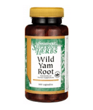 SWANSON Wild Yam Root 100 kaps.