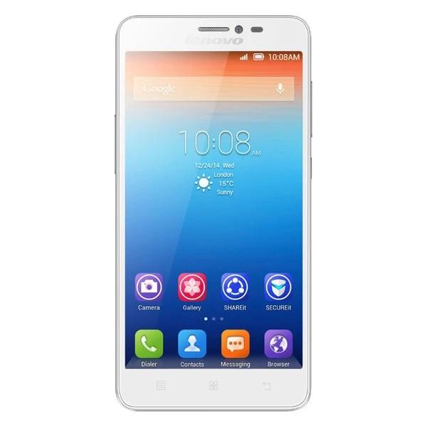 Смартфон Lenovo S850 White