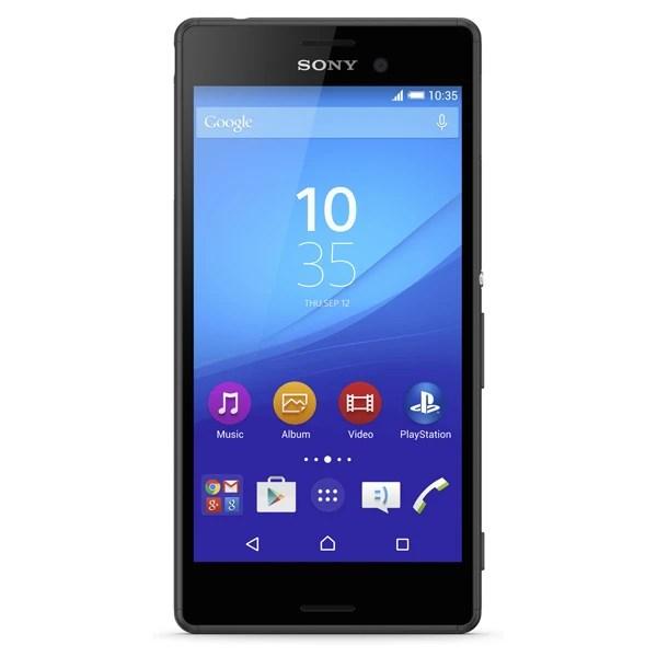 Смартфон Sony Xperia M4 Aqua LTE E2303 Black