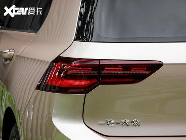 北京車展探館:一汽-大眾第八代高爾夫_汽車新聞·汽車大世界