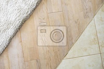 plancher en sol stratifie tapis doux beige carrelage en marbre images myloview