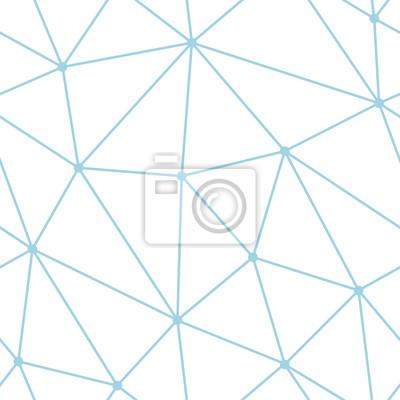 papiers peints arriere plan transparent polygonale motif geometrique bleu et
