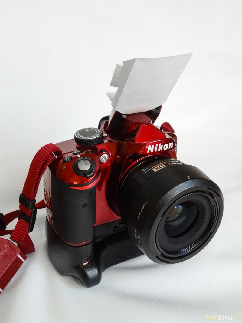 зачем нужна фотовспышка на зеркальный фотоаппарат особенности