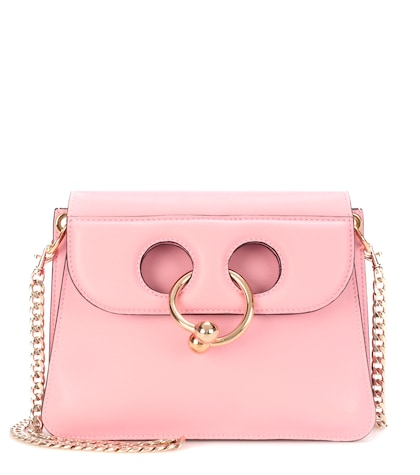 Exclusive to mytheresa.com ? Pierce Mini leather crossbody bag