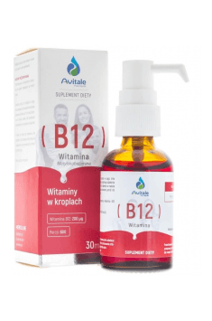 Vitamin B12 200 mcg
