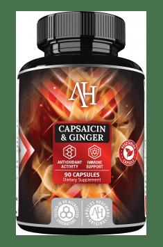 Capsaicin & Ginger