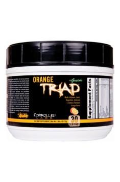 Orange Triad + Greens