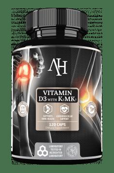 Vitamin D3 & K2 MK7