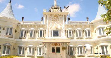 【台南旅遊景點推薦】台南必玩熱門景點.台南移民署。全台最美的公家機關,超浪漫建築仿佛置身歐洲城堡,超好拍的建築物。