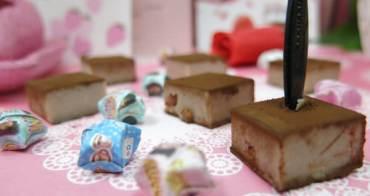 ★食★情人節禮物首選Chochoco甜到你心裡。草莓覆盆子生巧克力