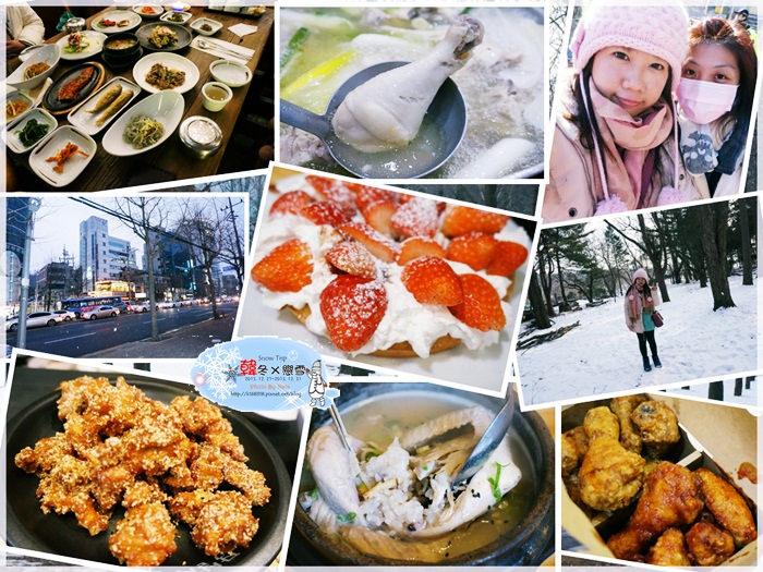 【旅行✈KOREA】首爾冬雪自由行*五天四夜行程、戰利品大公開!