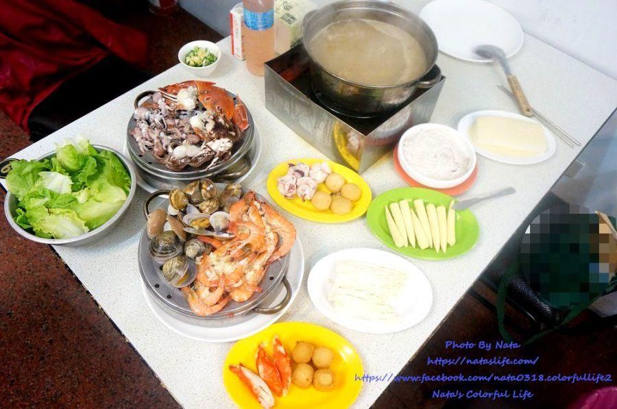 【美食♔台南南區火鍋】二月牌沙茶爐 牛肉/豬肉/海鮮塔-台南創始店。台南海鮮塔!讓人吃到痛風的海鮮來拉